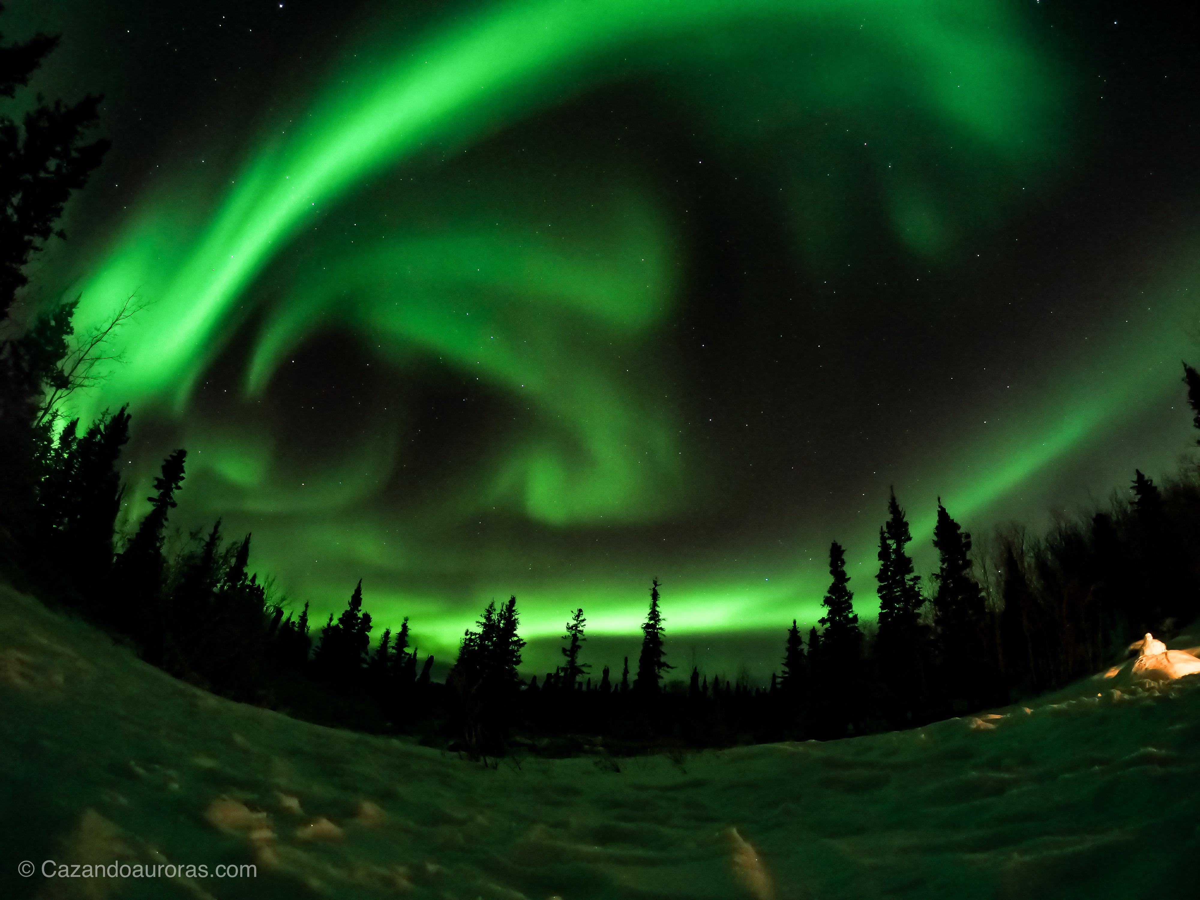 Cuál es la mejor ropa para el frío? | Cazando auroras boreales en Yukón